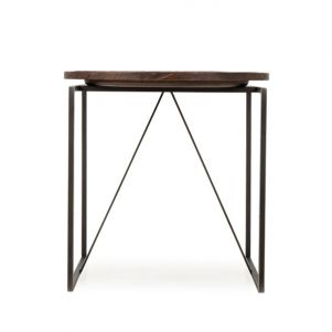 Thomas Bina Georgina Side Table - Peroba