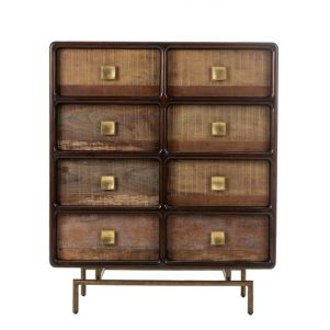 Thomas Bina Leonardo 8 Drawer Chest - Large