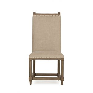 Maison 55 Wine Makers Side Chair - Textured Linen