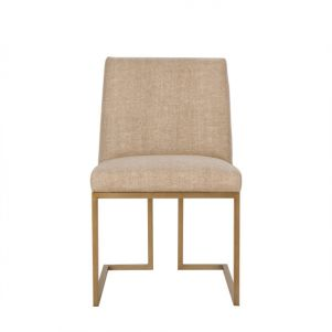 Maison 55 Ashton Side Chair - Marley Hemp