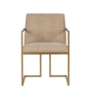 Maison 55 Ashton Arm Chair - Marley Hemp