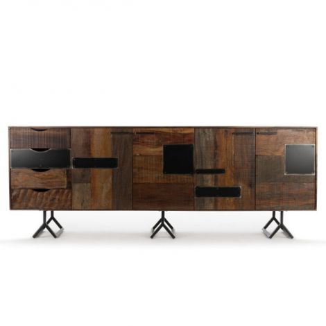 Thomas Bina Gonzo Credenza - Dark Brown
