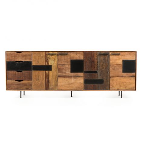 Thomas Bina Gonzo Credenza - Light Brown