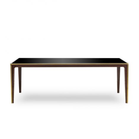 Boyd Silhouette Dining Table - 86""