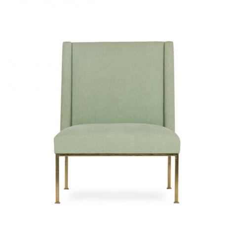 Boyd Mighty Lounge Chair - Nina Celery