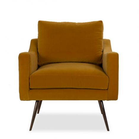 Kelly Hoppen Oliver Occasional Chair - Vadit Mango