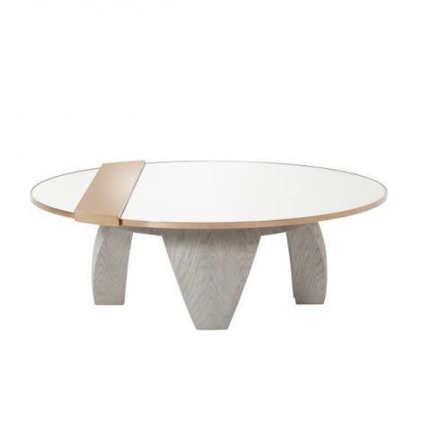 Kelly Hoppen Titian Coffee Table - Mirror