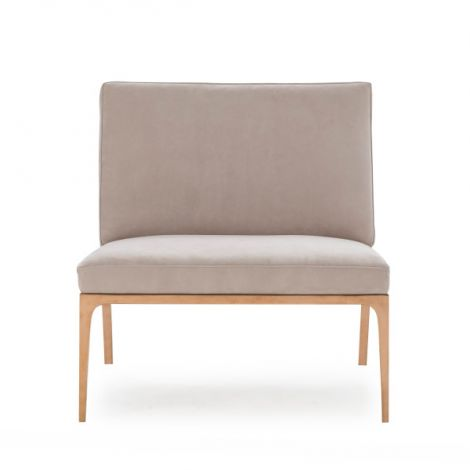 Kelly Hoppen Marley Chair - Finley Beige