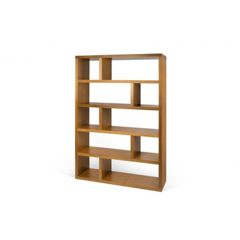 Dublin High Mukali (Veneer) Shelving Unit