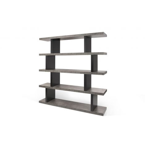 Step Shelving Unit