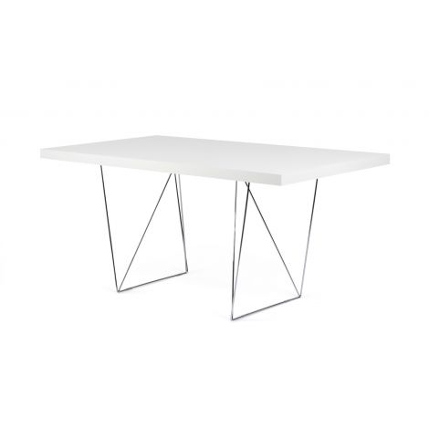 Multi With Trestle Legs 160 cm  Desk
