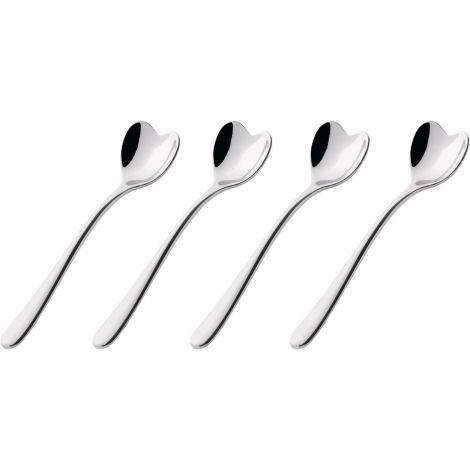 Set of Four Coffee Spoons