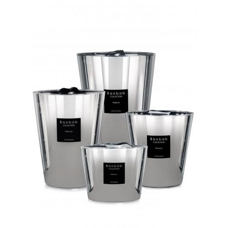 Les Exclusives Scented Candle - Platinum