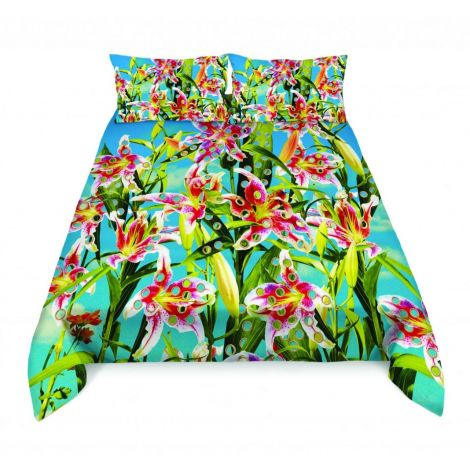 Bedding Set Flower With Holes