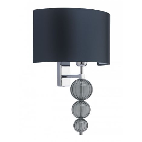 Alette Nickel Wall Light