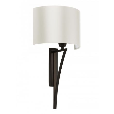 Yves Oiled Bronze Wall Light
